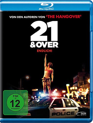 21 & Over [Blu-ray]
