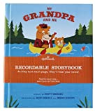 img - for Hallmark's My Grandpa and Me Recordable Storybook book / textbook / text book
