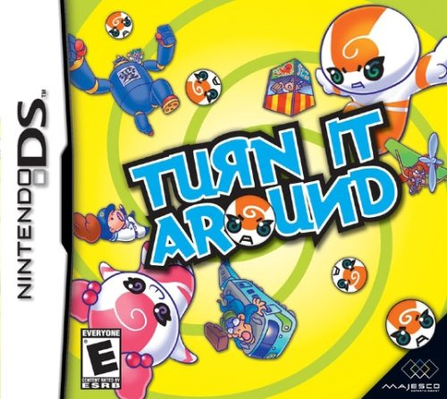 Turn It Around - Nintendo DS - 1