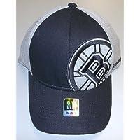 Boston Bruins Pro Shape Flex Reebok Hat - Size S/M - M022Z