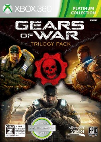 Gears of War �ȥ�?���ѥå�  Xbox 360 �ץ���ʥ��쥯����� ��CERO�졼�ƥ���Z�ס�