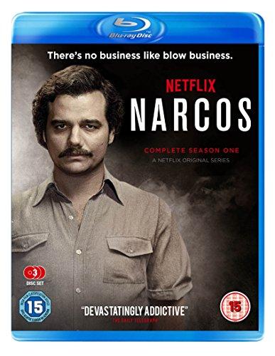 Narcos Season 1 [Blu-ray] [Edizione: Regno Unito]