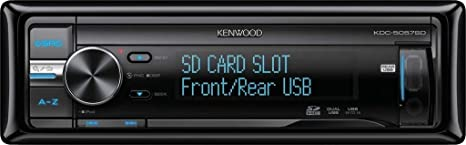 Autoradio SD/ USB/ iPhone/iPod Kenwood KDC-5057SD