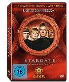 DVD STARGATE: SG. 1 - SEASON 4