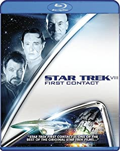 Star Trek VIII: First Contact [Blu-ray] [1996] [US Import]
