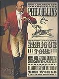 PHIL COLLINS 1990 Serious Tour Concert Program Programme Genesis