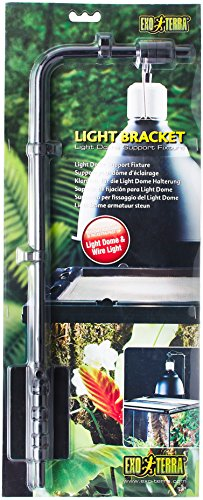 Exo Terra Lamp Holder Bracket for Reptiles (Reptile Heat Lamp Mount compare prices)
