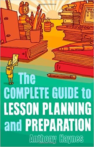 the complete guide to lesson planning book cover