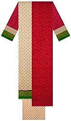 Dani Garments Women's Cotton Unstitched Suit