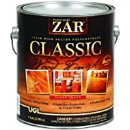 United Gilsonite Lab 34613 Zar Classic Wood Finish Oil-based Interior Polyurethane