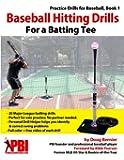 Baseball Hitting Drills for a Batting Tee (Practice Drills for Baseball Book 1)
