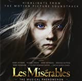 Various Les Misérables: Highlights From The Motion Picture Soundtrack