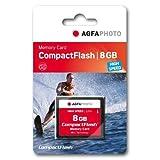 AgfaPhoto Memory Card 120x High Speed MLC Compact Flash (CF) 8 GB