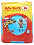Huggies Little Swimmers Nappies - Size 6 (>16Kg) - 18 Nappies