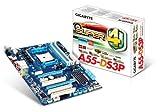 Gigabyte GA-A55-DS3P (rev. 1.0) - motherboard - ATX - Socket FM1 - AMD A75