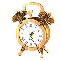 Classic Clock 2: Bamboo