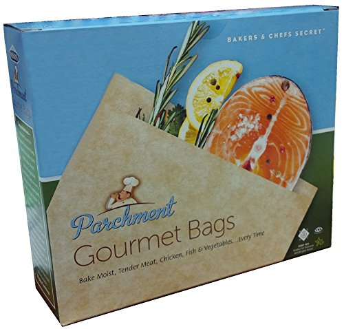 Best Quality Parchment Bags for cooking/Parchment Gourmet Cooking Bag, 12 Bags Per Pack (Oven Bags Small compare prices)