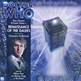 Christopher H Bidmead Doctor Who - Renaissance of the Daleks (Big Finish Adventures)