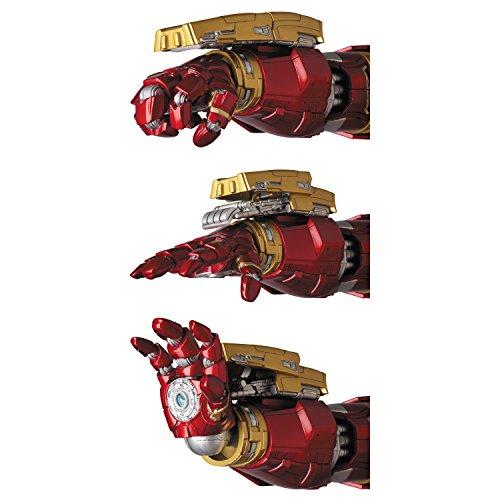 MAFEX マフェックス HULKBUSTER ハルクバスター『AVENGERS AGE OF ULTRON』ノンスケール ABS&ATBC-PVC塗装済みアクションフィギュア