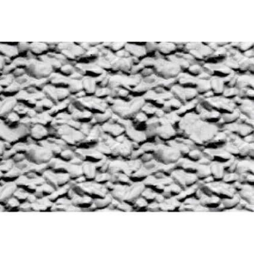 JTT Scenery Products Plastic Pattern Sheets: Rock Embankment