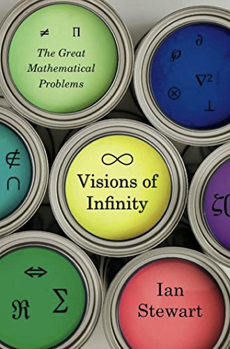 Visions of Infinity: The Great Mathematical Problems, by Ian Stewart