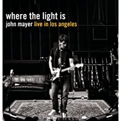 Where the Light Is: John Mayer Live in Los Angeles [Analog]