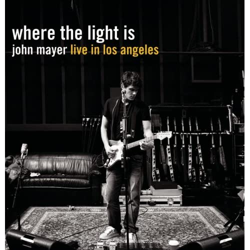 Where the Light Is: John Mayer Live in Los Angeles [Vinyl]