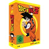 Dragonball Z - Box 1/10 (Episoden 1-35) [6 DVDs]von &#34;Daisuke Nishio&#34;