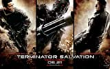 Terminator Salvation - Movie Poster - 17 x 11