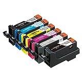 【Amazon.co.jp限定】エコリカ リサイクルインクカートリッジ CANON 6色マルチパック BCI-326+325/6MP EC-C326+325/6A (FFP・封筒パッケージ)