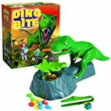 Dino Bite Action and Reflex Game