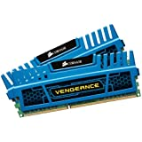 Corsair Vengeance Blue 4GB 2x2GB DDR3 1600 MHZ PC3 12800 Desktop Memory