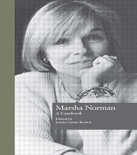 american playwright marsha norman