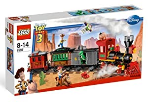 LEGO Toy Story 3 - Western Train Chase by LEGO