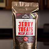 Healthy Dog Treats - Made in USA Only - Best Slow-Smoked Beef Dog Food in Pet Supplies - Great Dog Training Treats - Gluten-Free Dog Treats - 1 lb. Bag - Beef Jerky Treats Your Dogs Will Love, GUARANTEED
