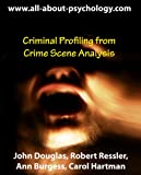 img - for Criminal Profiling from Crime Scene Analysis book / textbook / text book