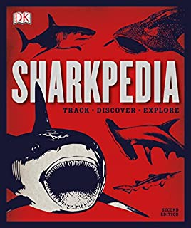 Book Cover: Sharkpedia, 2nd Edition