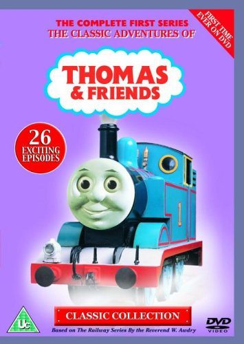 Thomas & Friends: Classic Collection - Series 1 [DVD]