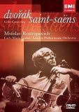 Mstislav Rastropovich: Dvorak/Saint-Saens Cello Concertos [Import]