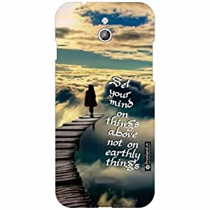 Infocus M2 Back Cover - Silicon Small Things Designer Cases