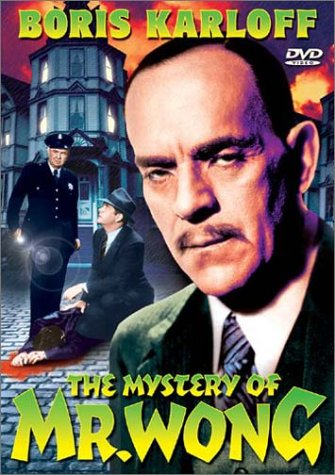 The Mystery Of Mr Wong (Black & White)