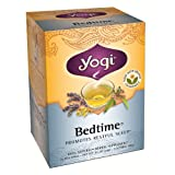 Yogi Bedtime Tea, 16 Tea Bags (Pack of 6) ~ YOGI