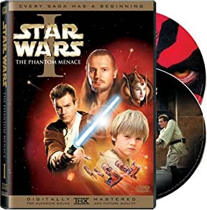 Star Wars, Episode I: The Phantom Menace (Widescreen Edition) [Import]