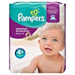 Pampers - Active Fit Couches Taille 4...