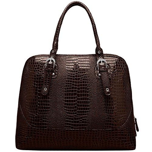 fash-limited-bolso-de-mano-con-textura-de-cocodrilo-brillante-marron