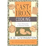 Cast-Iron Cooking ~ A.D. Livingston