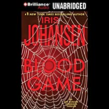 Blood Game: An Eve Duncan Forensics Thriller (       UNABRIDGED) by Iris Johansen Narrated by Jennifer Van Dyck