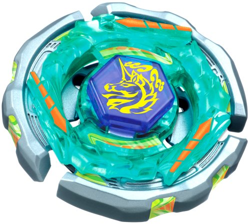 Takaratomy Beyblades Japanese Metal Fusion D125CS Ray Unicorno Battle Top Starter Set