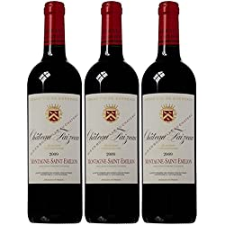 Chateau Faizeau Montagne-Saint-Emilion 2009 75cl (Case of 3)