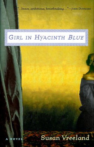 Image for Girl in Hyacinth Blue